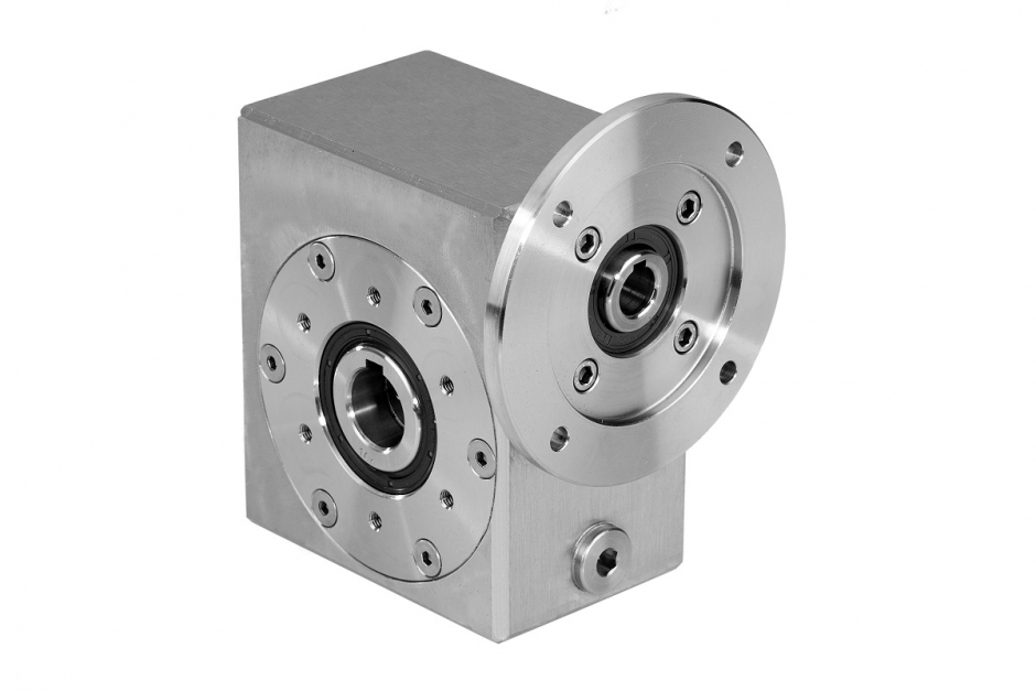 Stainless steel gearboxes
