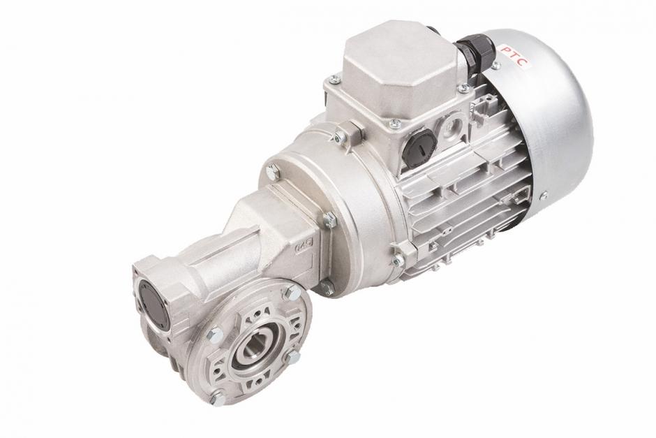 HYDROMEC Worm gearmotor
