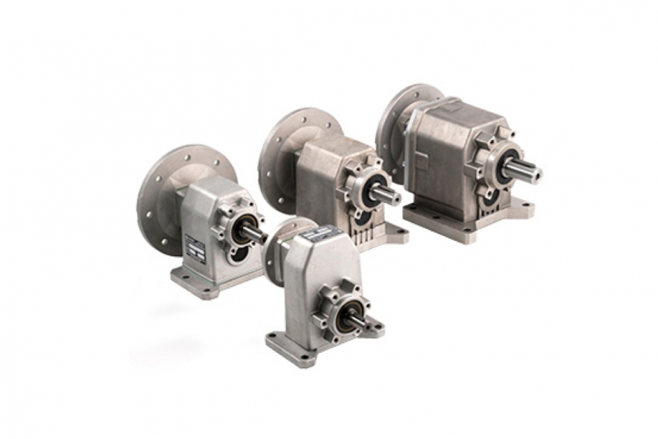 Helical gearboxes from VARMEC