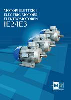 IE2 / IE3 Electric motors