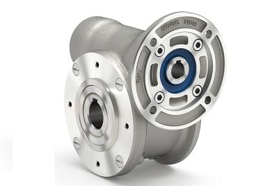 Aluminium Schneckengetriebe