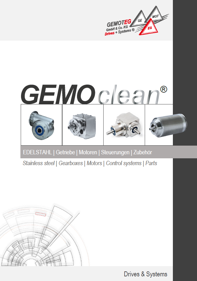 cleangeartech stainless steel gearboxes and stainless steel motors
