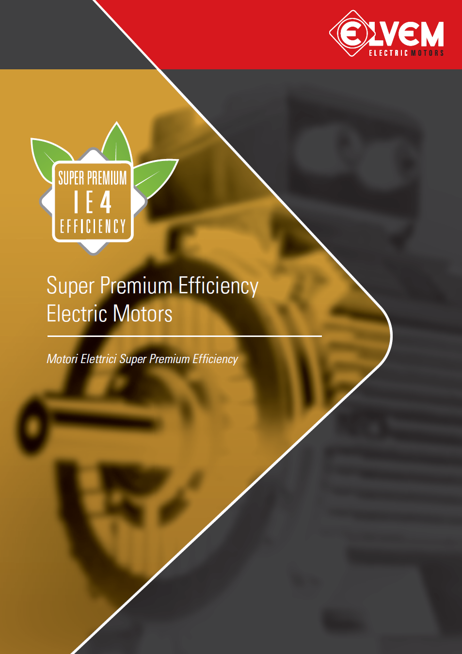 Technical data IE4 electric motors
